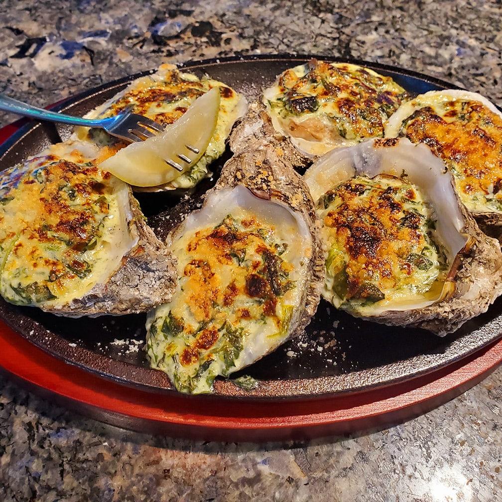 Shuck N Dive Islamorada Oysters